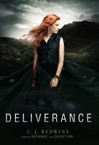 Deliverance - C  J  Redwine