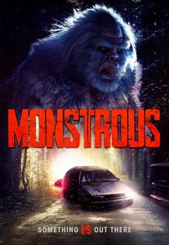 Monstrous 2020 HDRip XviD AC3-EVO