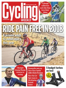 Cycling Weekly - 10 January (2018)