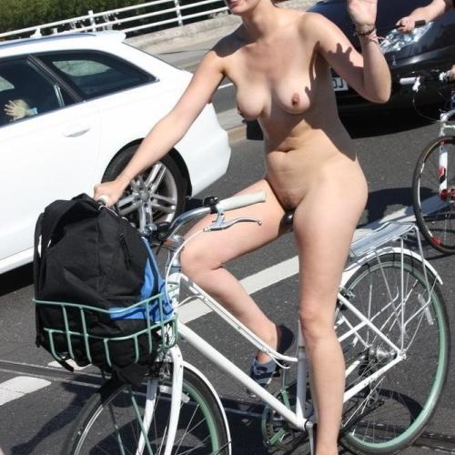 Teen girls nude in public