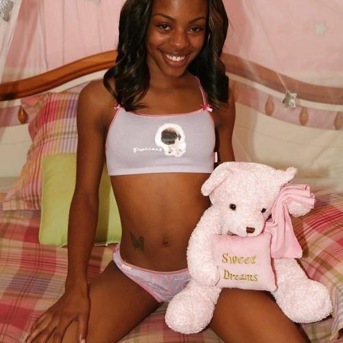 Petite ebony teen xxx