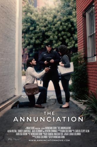The Annunciation (2018) WEBRip 1080p YIFY
