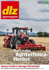 DLZ Agrarmagazin  September (2017)