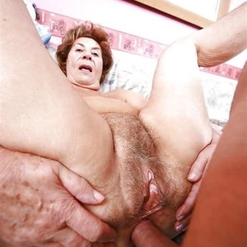 Mature granny anal porn