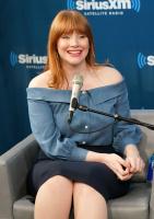 Bryce Dallas Howard - SiriusXM's Town Hall at SiriusXM Studios in NYC 6/14/18