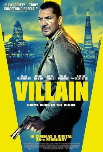 Villain 2020 HDRip XviD AC3-EVO