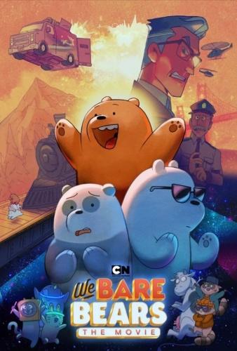We Bare Bears The Movie 2020 1080p AMZN WEB-DL DDP5 1 H 264-CMRG