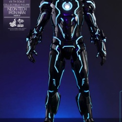 "Iron Man 2 - Mark IV Neon Tech ""Toy Flair Exclusive 2018"" 1/6 (Hot Toys) Ck1ffUlO_t"