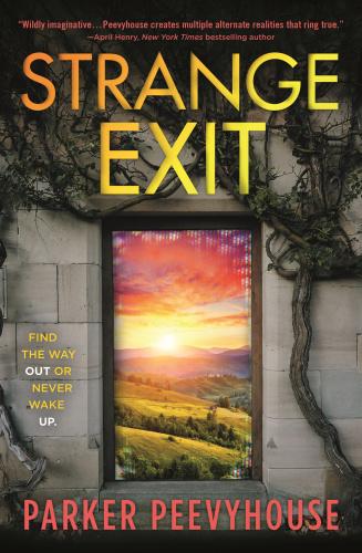 Strange Exit by Parker Peevyhouse