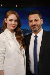 Karen Gillan - Jimmy Kimmel Live: December 4th 2018