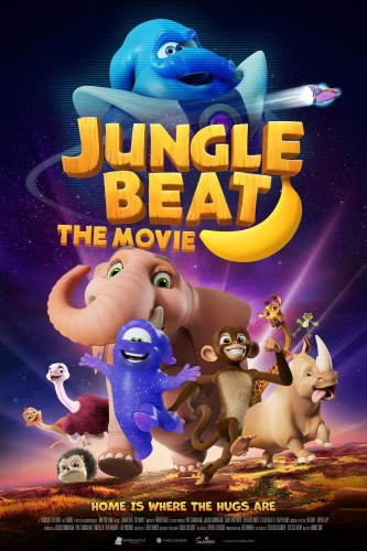 Jungle Beat The Movie 2020 HDRip XviD AC3-EVO