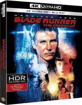 Blade Runner The Final Cut (1982) Full Blu-Ray 4K 2160p UHD HDR 10Bits HEVC ITA DD 5.1 ENG TrueHD 7.1 MULTI
