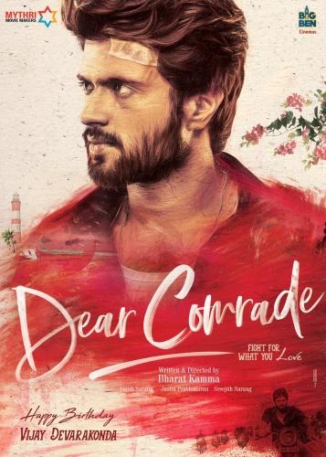 Dear Comrade 2019 Hindi 720p WEBRip AAC x264 -