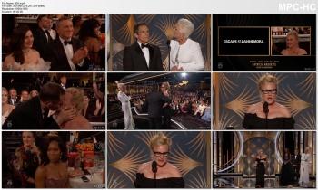 PATRICIA ARQUETTE *cleavage* - 76th Annual Golden Globe Awards - 1.6.2019