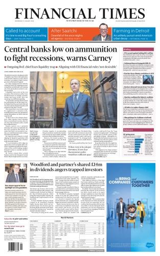 Financial Times UK - Jan 8 (2020)