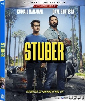 Stuber - Autista d'assalto (2019) Full Blu-Ray 32Gb AVC ITA DTS 5.1 ENG DTS-HD MA 7.1 MULTI