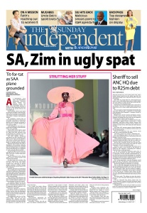 The Sunday Independent  August 20 (2017)