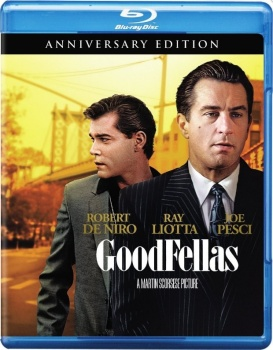 Quei bravi ragazzi (1990) [25th Anniversary 2 Blu-Ray] Full Blu-Ray 39+11Gb AVC ITA DD 2.0 ENG DTS-HD MA 5.1 MULTI