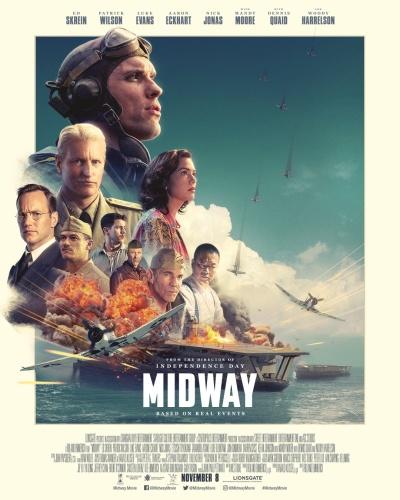 Midway 2019 2160p BluRay x265 10bit SDR DTS-HD MA TrueHD 7 1 Atmos-SWTYBLZ