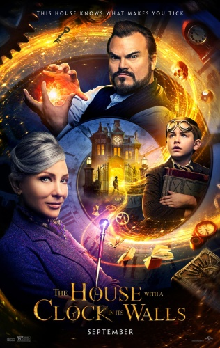 The House with a Clock in Its Walls 2018 BDRip 2160p UHD HDR Eng Fre Spa TrueHD DT...