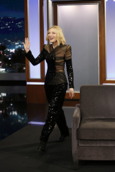 Cate Blanchett - Jimmy Kimmel Live: September 13th 2018