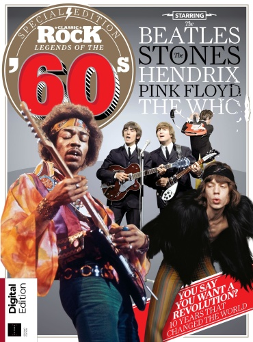 Classic Rock - Legends of the  ' 60s