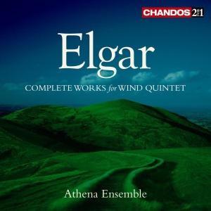 Elgar Complete Works For Wind Quintet Athena Ensemble