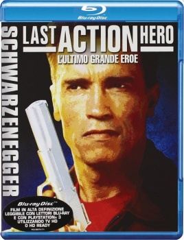 Last Action Hero - L'ultimo grande eroe (1993) Full Blu-Ray 38Gb AVC ITA ENG SPA DTS-HD MA 5.1