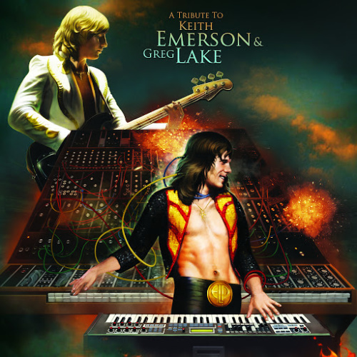Various Artists A Tribute to Keith Emerson & Greg Le (2020)