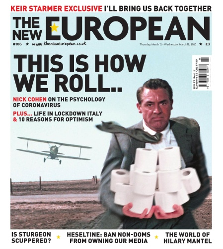 The New European - 18 03 (2020)