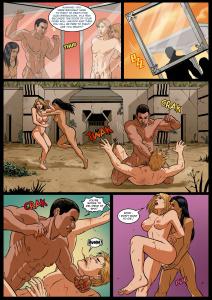 Comics by Rosita Amici