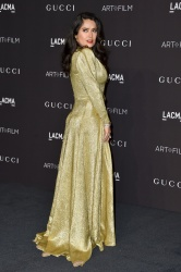 Salma Hayek - 2018 LACMA Art & Film Gala in Los Angeles 11/3/18