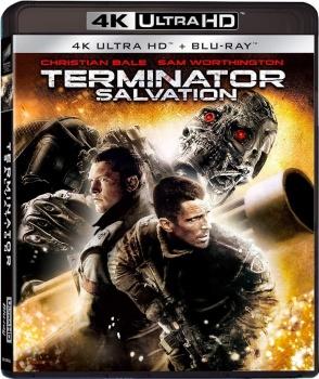 Terminator Salvation (2009) Full Blu-Ray 4K 2160p UHD HDR 10Bits HEVC ITA DD 5.1 ENG DTS-HD MA 5.1 MULTI