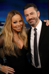 Mariah Carey - Jimmy Kimmel Live: June 6th 2018