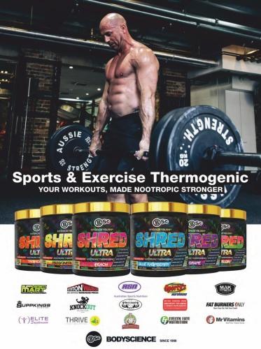 Australian Men ' s Fitness - April (2020)