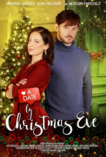 A Date by Christmas Eve 2019 720p WEBRip 800MB x264-GalaxyRG