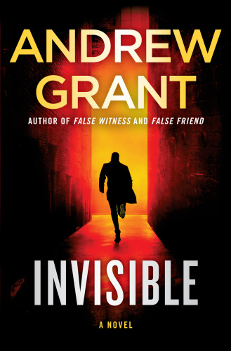 Invisible   Andrew Grant    Book
