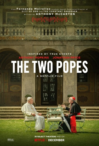 The Two Popes 2019 1080p NF WEB DL DDP5 1 ATMOS x264 CMRG