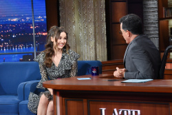 Maude Apatow - The Late Show with Stephen Colbert: July 29th 2019