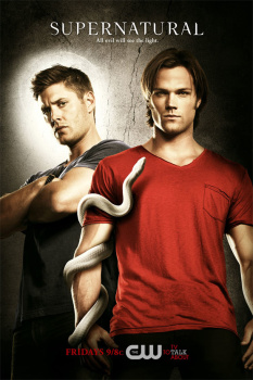 Supernatural - Stagione 06 (2011) [Completa] .avi BDMux MP3 ITA