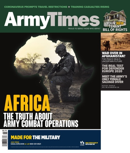Army Times - March 23 (2020)
