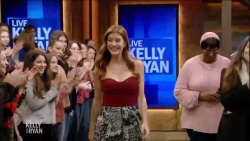 Kate Walsh - Live with Kelly and Ryan - 2019-02-07