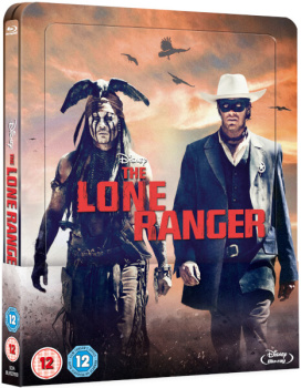 The Lone Ranger (2013) Full Blu-Ray 46Gb AVC ITA DTS 5.1 ENG DTS-HD MA 7.1 MULTI