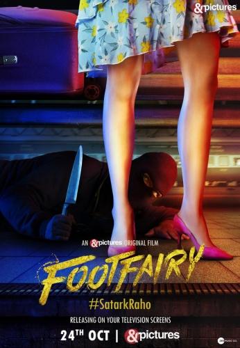 Footfairy (2020) Hindi 720p HDTV-Rip x264 AAC-TeamBWT