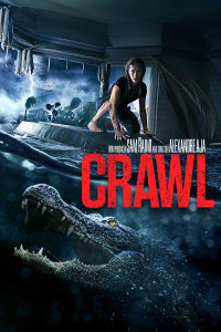 Crawl 2019 1080p BRRip Multi Audio Hindi Tamil Telugu English AAC x264 MoviesMB