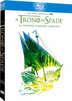 Il Trono Di Spade - Stagione 2 (2012) 5 Full Blu Ray ITA DD 5.1 ENG TrueHD 7.1