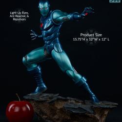 Iron Man Stealth Suit Statue - Marvel Comics - Avengers Assemble (Sideshow) LKSPrTtl_t