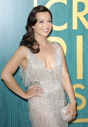 Ming-Na Wen - 'Crazy Rich Asians' Premiere at TCL Chinese Theatre IMAX in Hollywood 08/07/2018