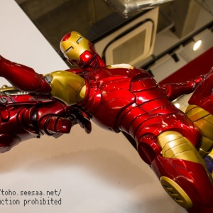 Avengers : Age of Ultron - HulkBuster Premium Collective 1/4 Statue (Hot Toys) AULDsC7L_t