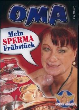Oma – Mein Sperma Fruehstueck